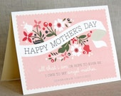 Mother's Day Card - Printable - PaperAndPip