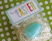 Easter Bag Toppers - Printable File