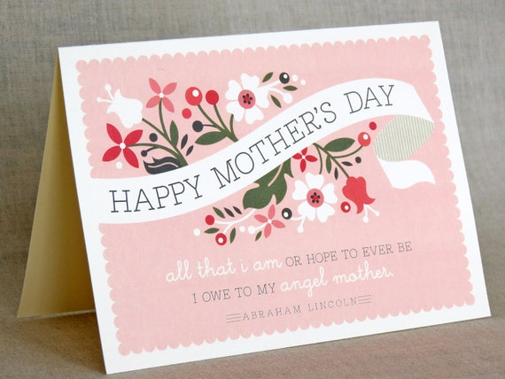 Mother's Day Card - Printable