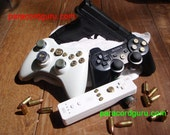 Video Game Controller Bullet Button Mod. XBox, PS3, Wii
