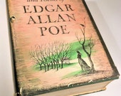 "Vintage Book, 1966 ""Complete Stories and Poems of Edgar Allen Poe """