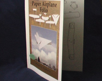 Paper Airplane Folio