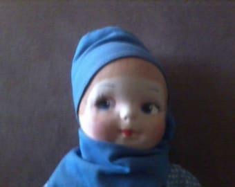 Adorable Dutch Boy Doll