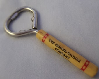Advertising Bottle Opener