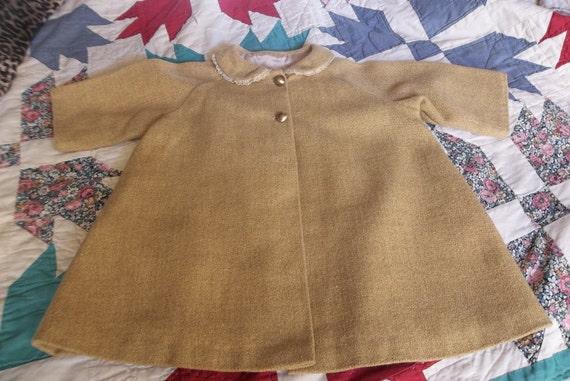 Vintage Toddler Coat