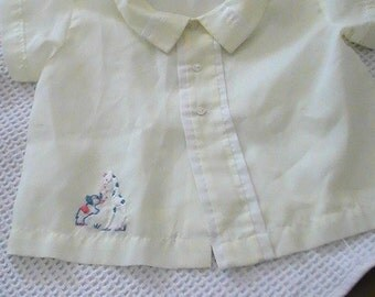 Vintage Baby Blouse
