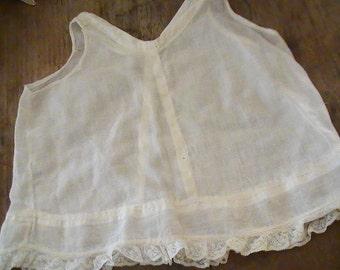 Vintage Gilrs Sleeveless top