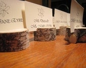White Birch Place Card Holders