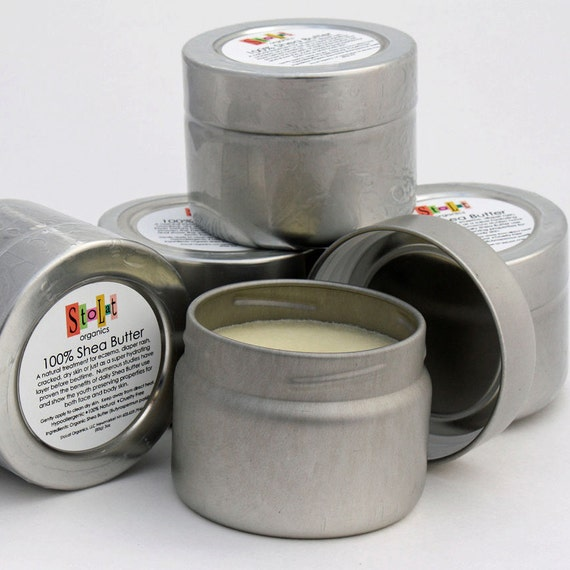 Unrefined Shea Butter, 100% Pure Wildcraft Shea Butter