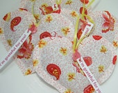 Valentines Lavender and Chamomile Scented Thank You Gift Grateful Heart(TM) Set