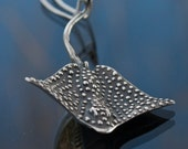 Spotted Eagle Ray Pendant