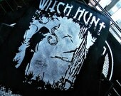 Witch Hunt Back Patch