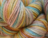 Soft Rainbows - 50 g Hand Dyed Fingering Sock Yarn