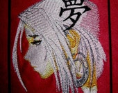"""Patch Embroidered  Anime  6 1/2"""""""