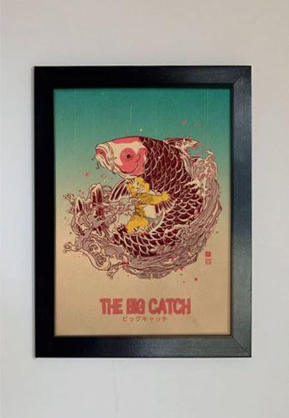 The Big Catch ( A4 )
