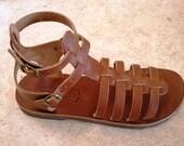 Sparta Design Leather Sandals