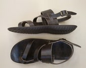 Man Leather Sandals