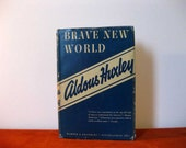 Reserved for Greg Haney  Brave New World by Aldous Huxley (1946 Printing)