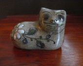 Jorge Wilmot Designer Mexican Pottery Cat