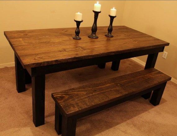 Solid Wood Montana Distressed Dining Room Table Can Do Coffee Tables