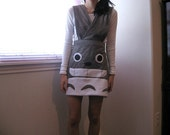 made to order Totoro suspender skirt Small