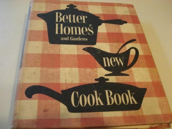 Vintage better homes and garden cookbook - Vintage better homes and gardens cookbook ...