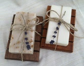 Handmade Soap- Soap Dishes-Natural Soap-