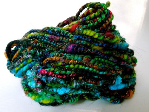 Coral Reef Handspun Yarn