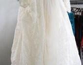 Wedding Gown by Priscilla of Boston