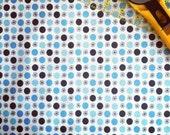 Flower Dot Turquoise - Denyse Schmidt - Flea Market Fancy