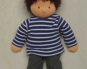 """Waldorf Doll Boy 14"""" Tall, Jack"""