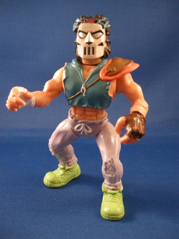 Teenage Mutant Ninja Turtles - Casey Jones Action Figure (1989)