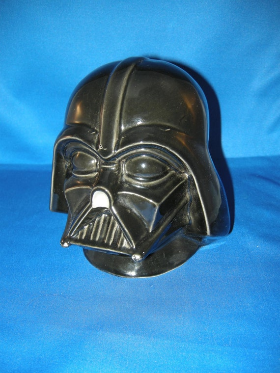 Star Wars Darth Vader Bank Roman Ceramics (1977)