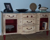 Americana Distressed Buffet