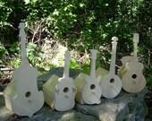 "Instrument Bird House for small ""song"" birds"