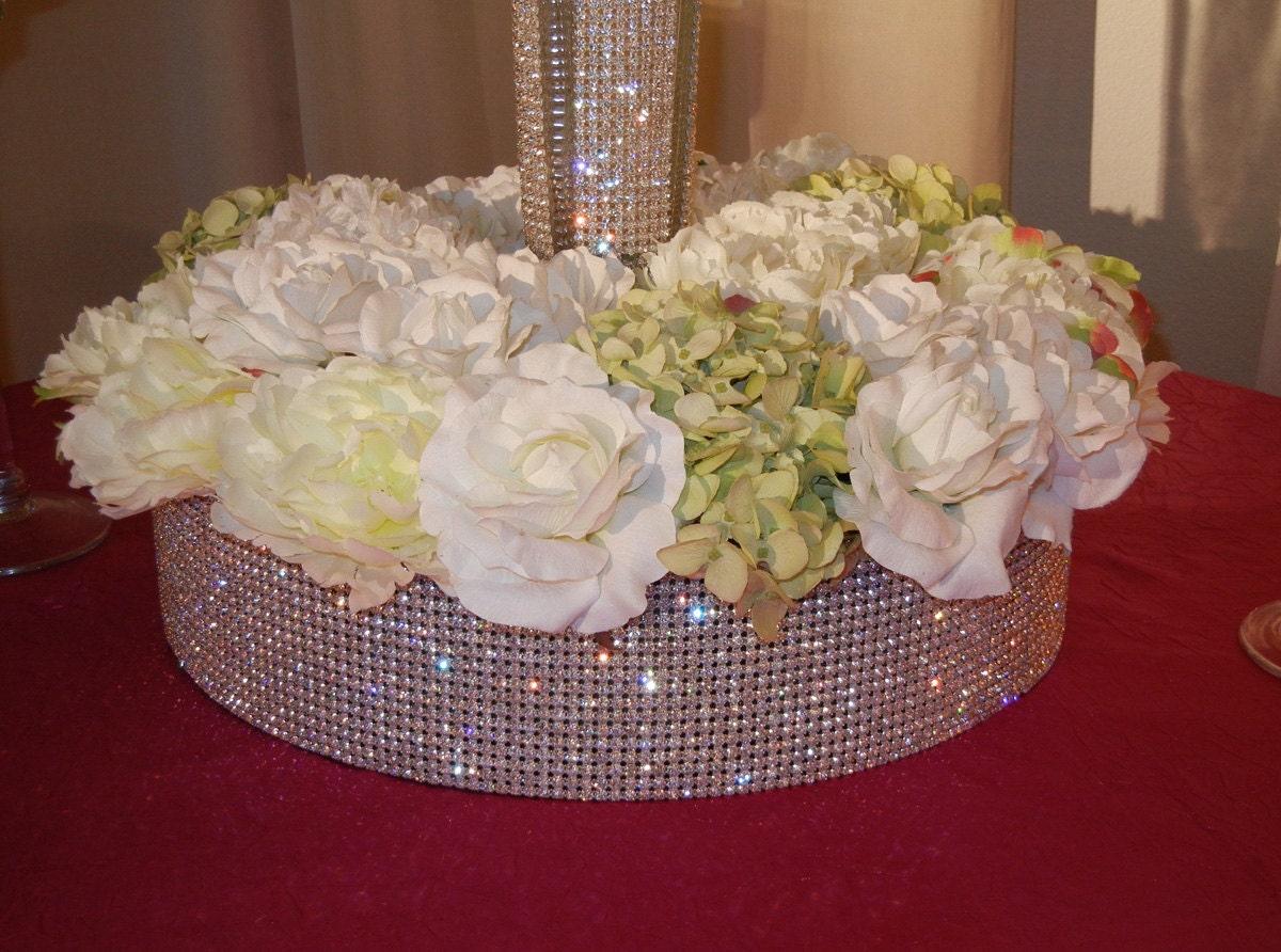 Julies vase and centerpiece riser