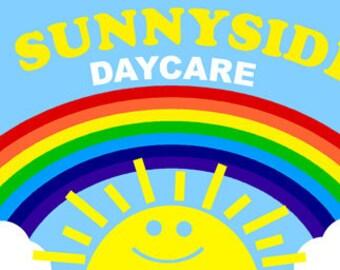 Toy Story 3 Sunny Side Daycare Sign