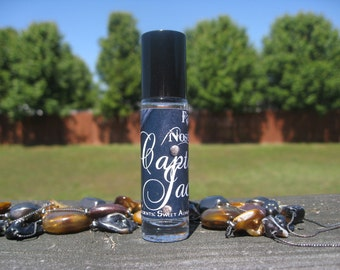 Captain Jack Harkness - Doctor Who & Torchwood Inspired Roll-On Perfume Fragrance