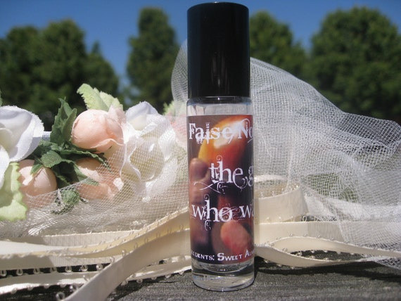 Doctor Who Inspired Roll-on Perfume Fragrance - The Girl Who Waited