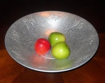 Vintage Bowl, West Bend Aluminum bowl,