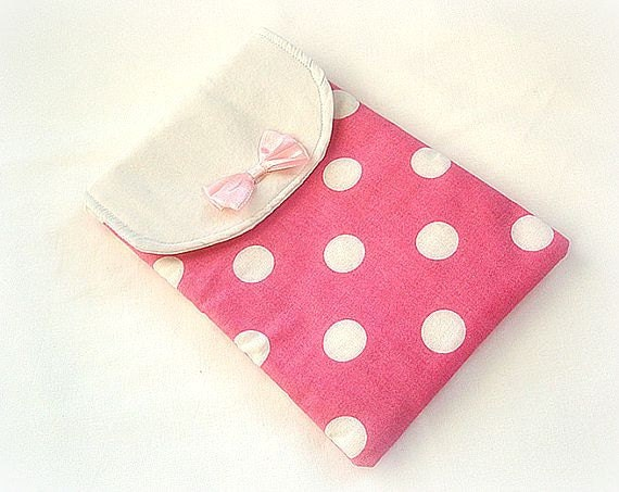 Kindle Sleeve, Kindle fire sleeve cover, nook cover, ereader sleeve cover