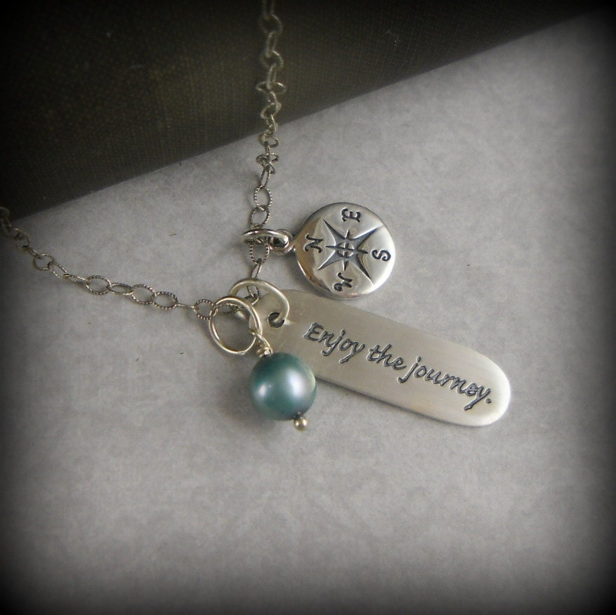 Graduation Gift Quote Jewelry Inspirational by ...