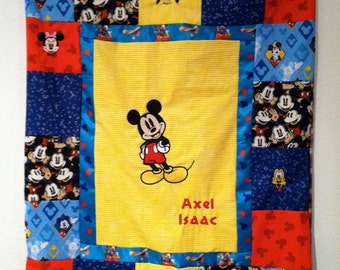 Character Baby Blanket