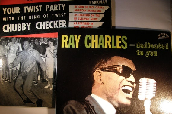Chubby checker your twist party lp