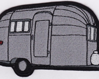 """6"""" Airstream Dream Embroidery Applique Patch"""