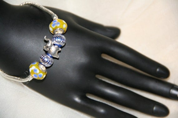 Elephant Parade bracelet