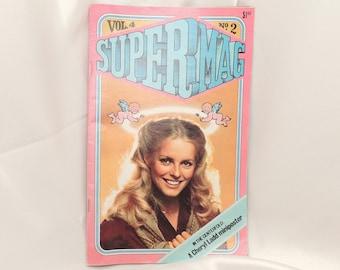 Vintage Cheryl Ladd Super Mag Vol. 4 No. 2 Tween Magazine