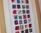 28 Mini Embroideries - Summer Flowers