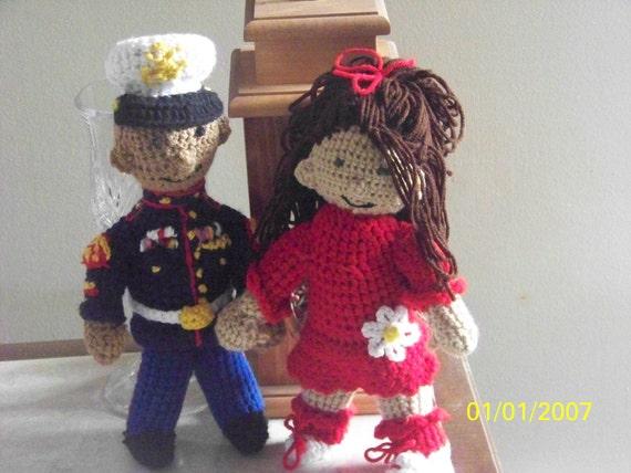 Marine Couple reserved for Krystal Zamano
