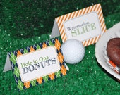 Printable Tent Cards  - Father's Day Party Collection